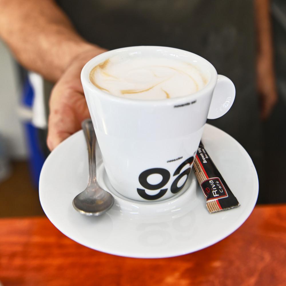 Πλαστός Καφές
